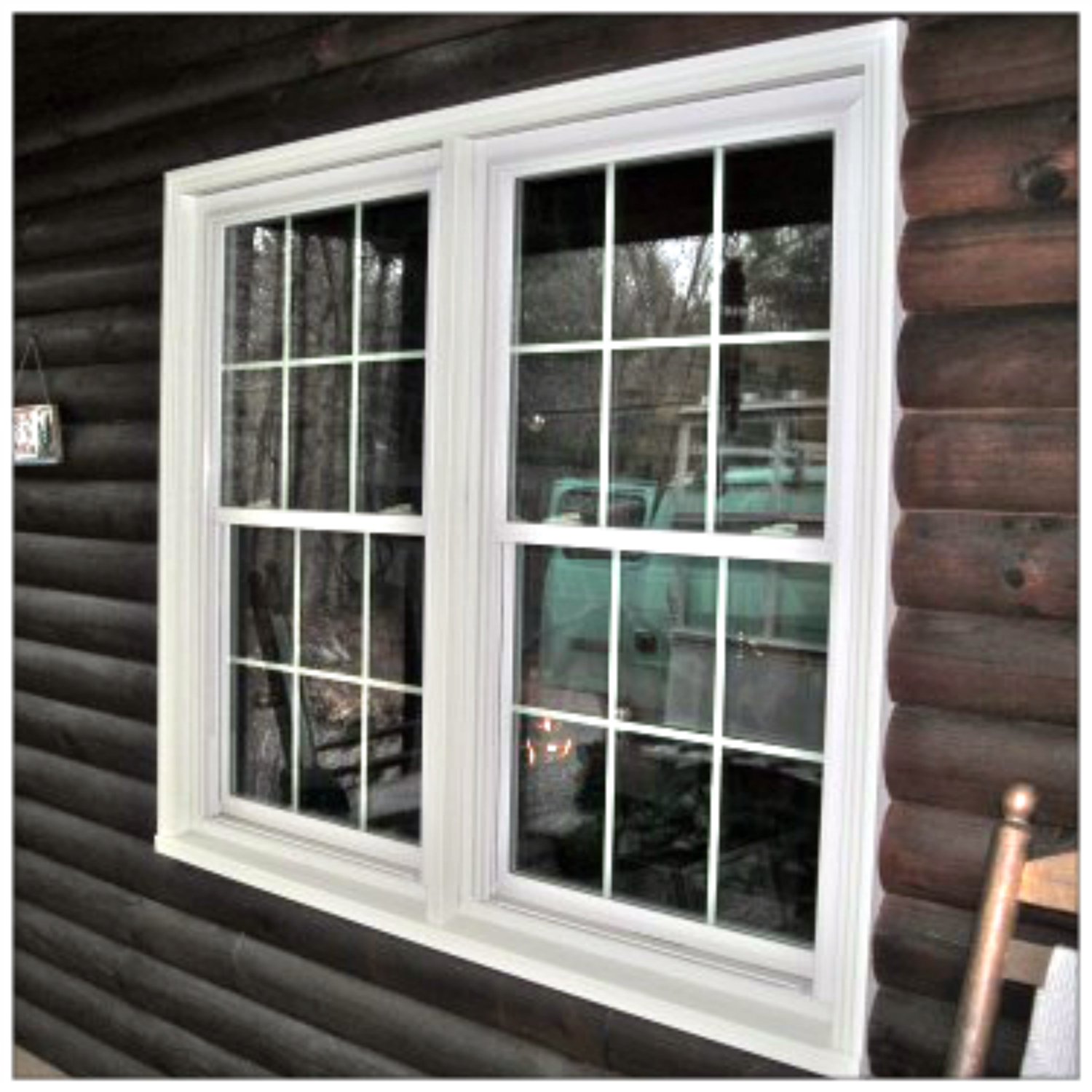 Custom replacement wholesale vinyl outdoor for Replacement window sizes